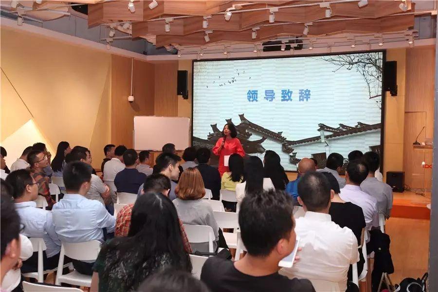 RYBO设计集团徐赐阳:100创客国际设计中心周年庆